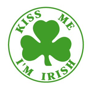 KissMeImIrish