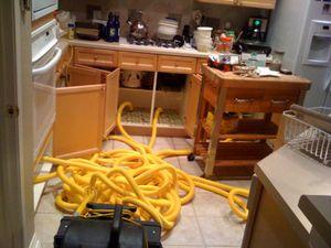 Kitchen vacuum