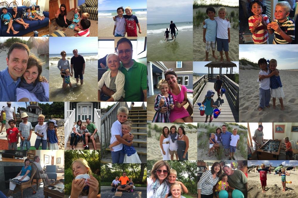 August NC Beach